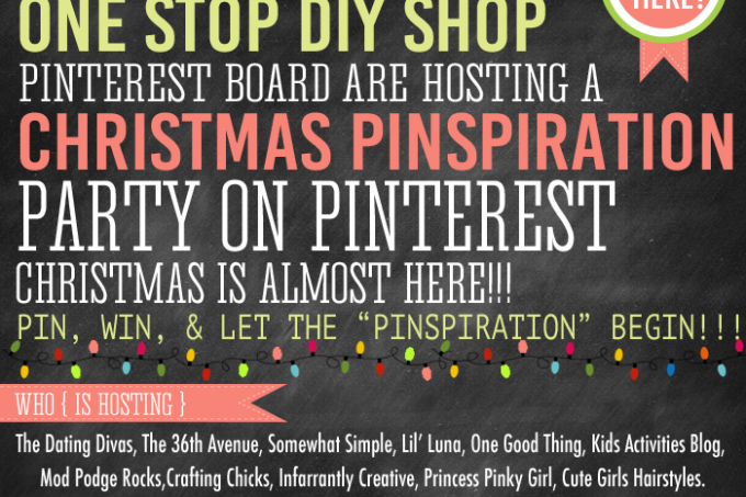 Pinterest Party is Here