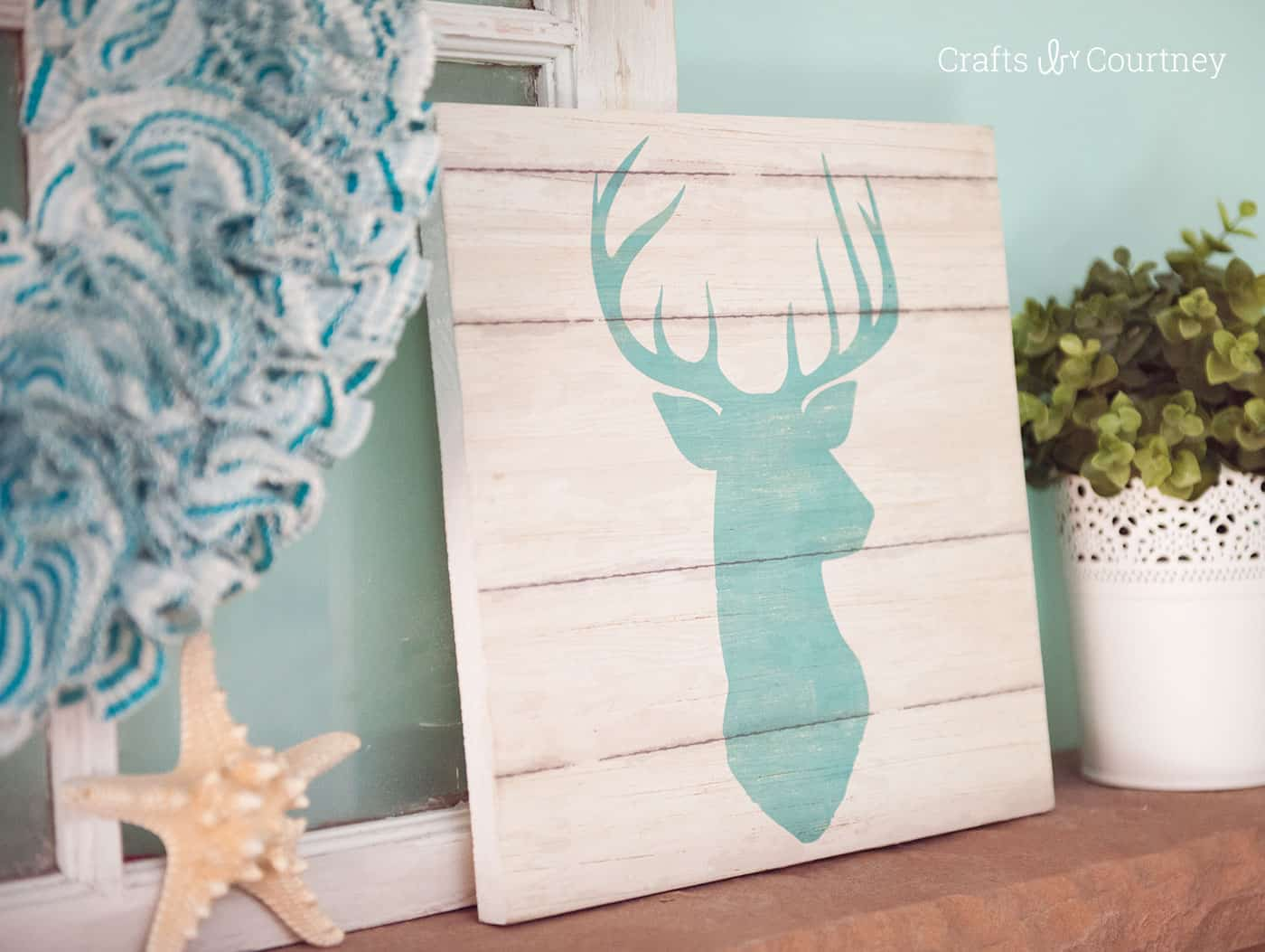Wall Decor With Scrapbook Paper : Easy diy wall art with scrapbook paper mod podge rocks