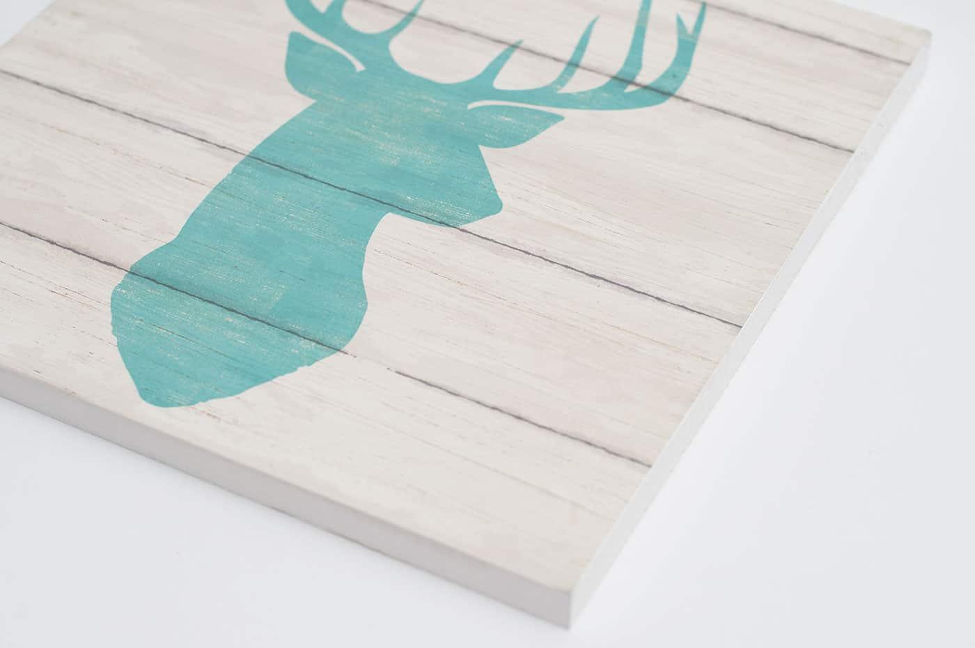 Diy Wall Art Using Scrapbook Paper : Easy diy wall art with scrapbook paper mod podge rocks