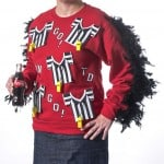 "Host a Home Bowl: have an ""ugly sweater"" football party!"