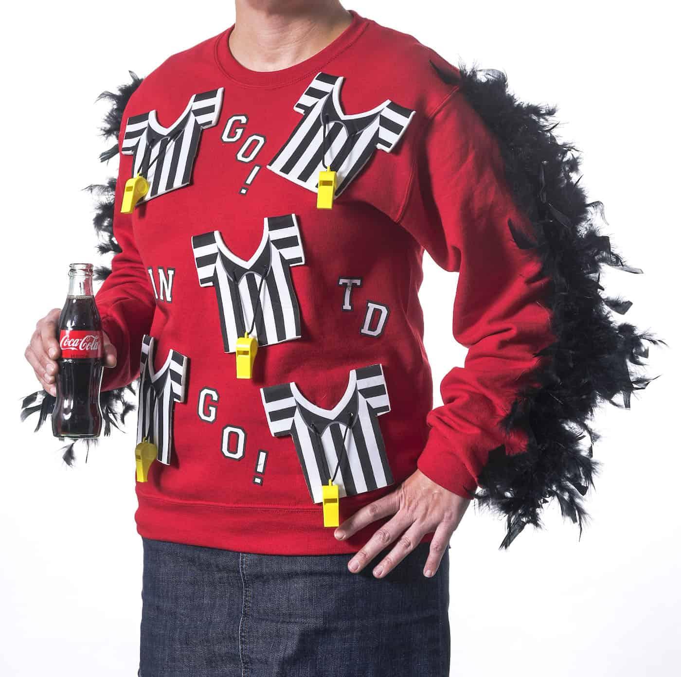 Football Sweater 02