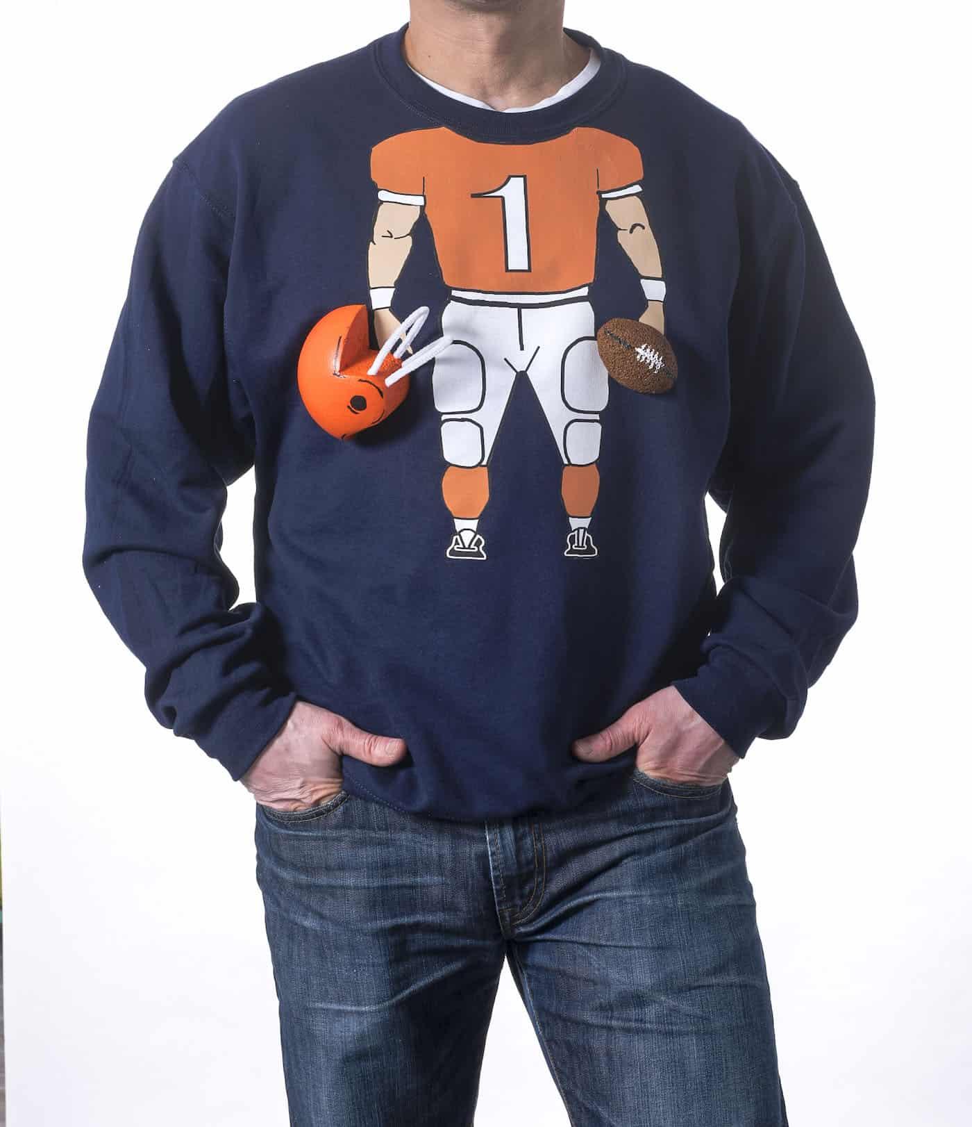 Football Sweater 04