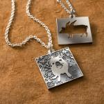 Design custom necklaces with Jevelo jewelry!