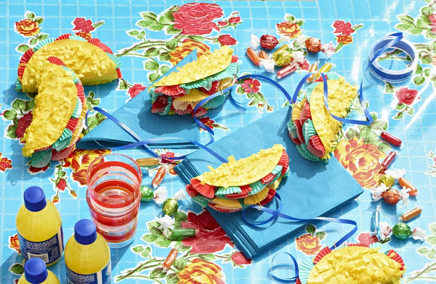 Cinco de Mayo Garland with Tacos!