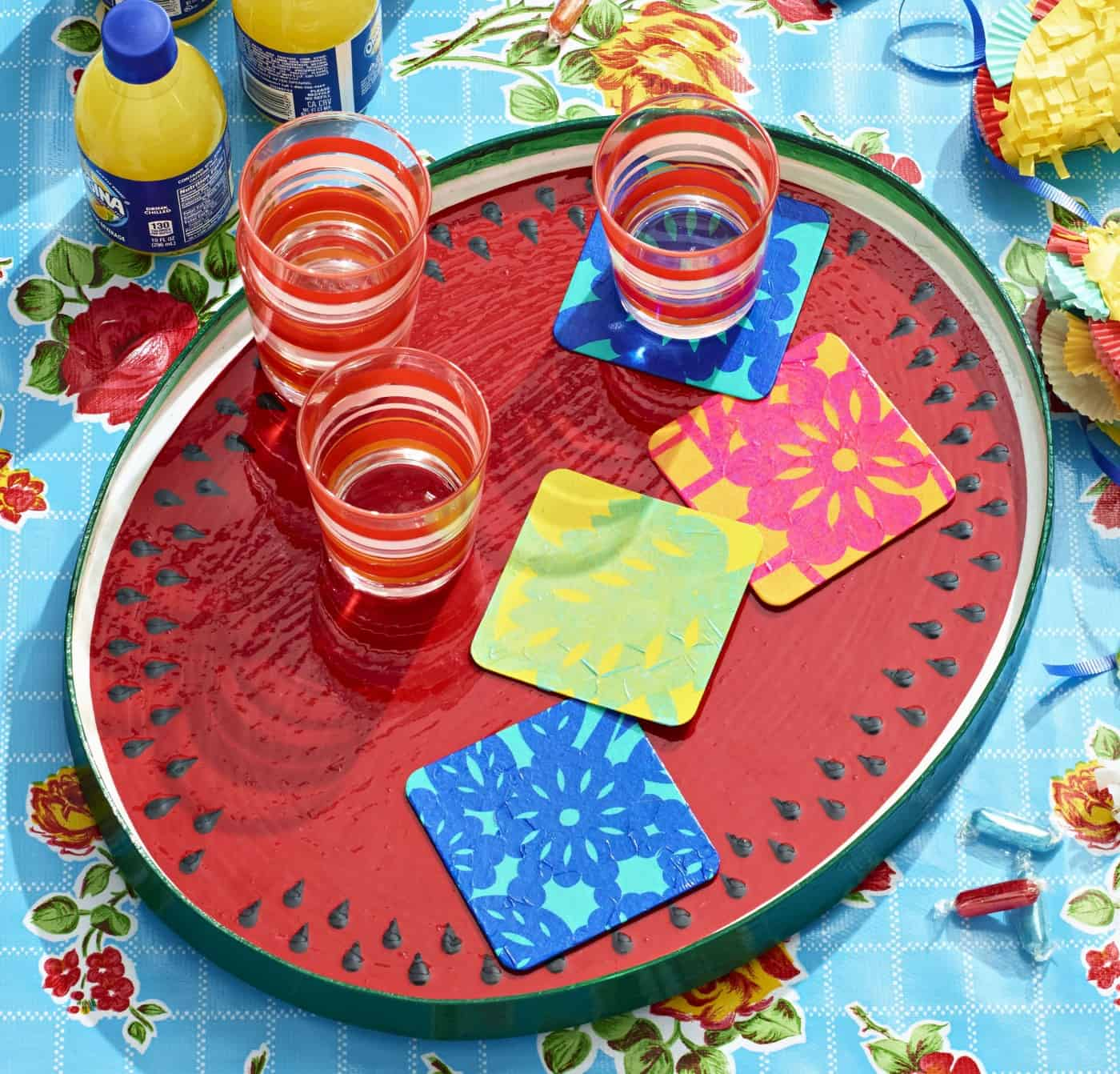 Cinco de Mayo Coasters