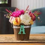 Floral arrangements aren't the easiest to put together if you aren't a professional; here are my tips I learned in a class practicing with faux flowers!