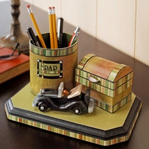 10+ Mod Podge Father's Day crafts