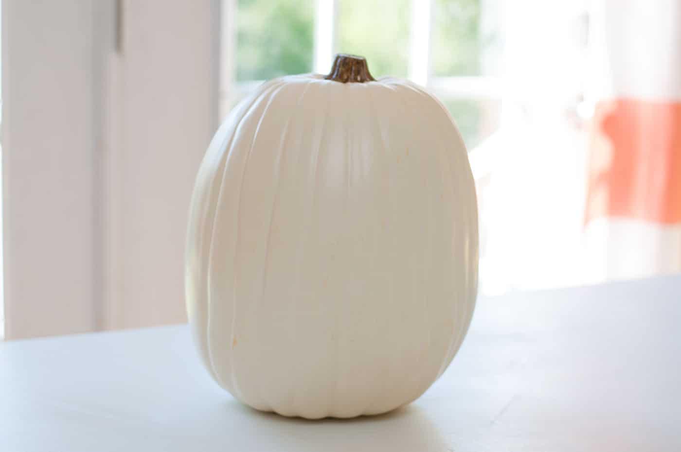 Day of the Dead Pumpkin Craft