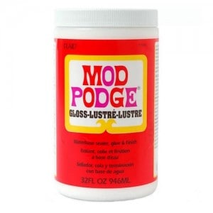 All about Mod Podge Gloss