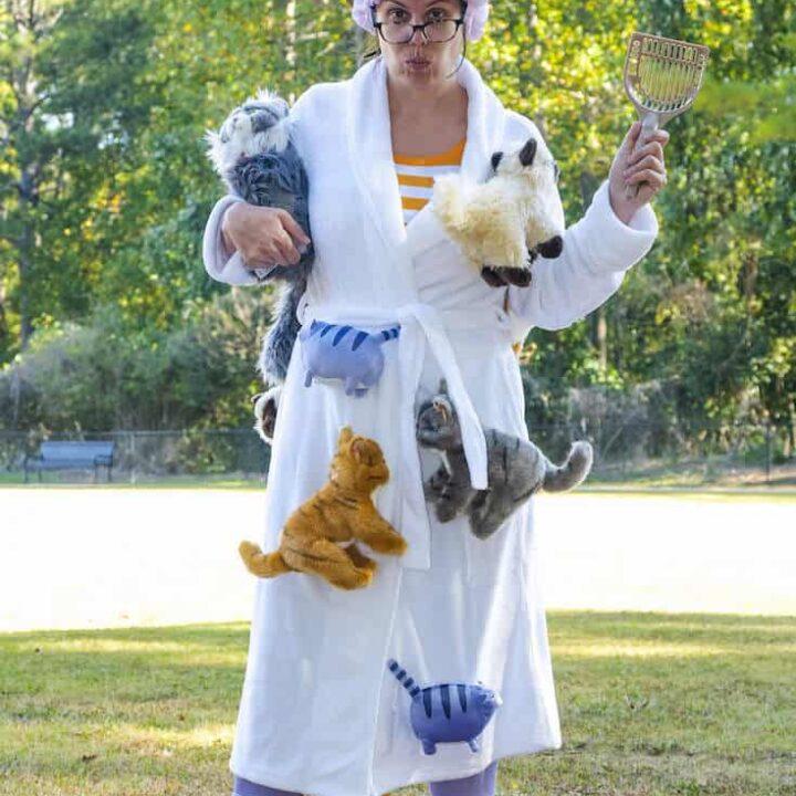 Cat Lady Costume