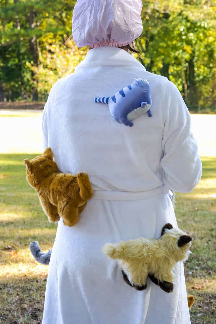 halloween costumes with robes