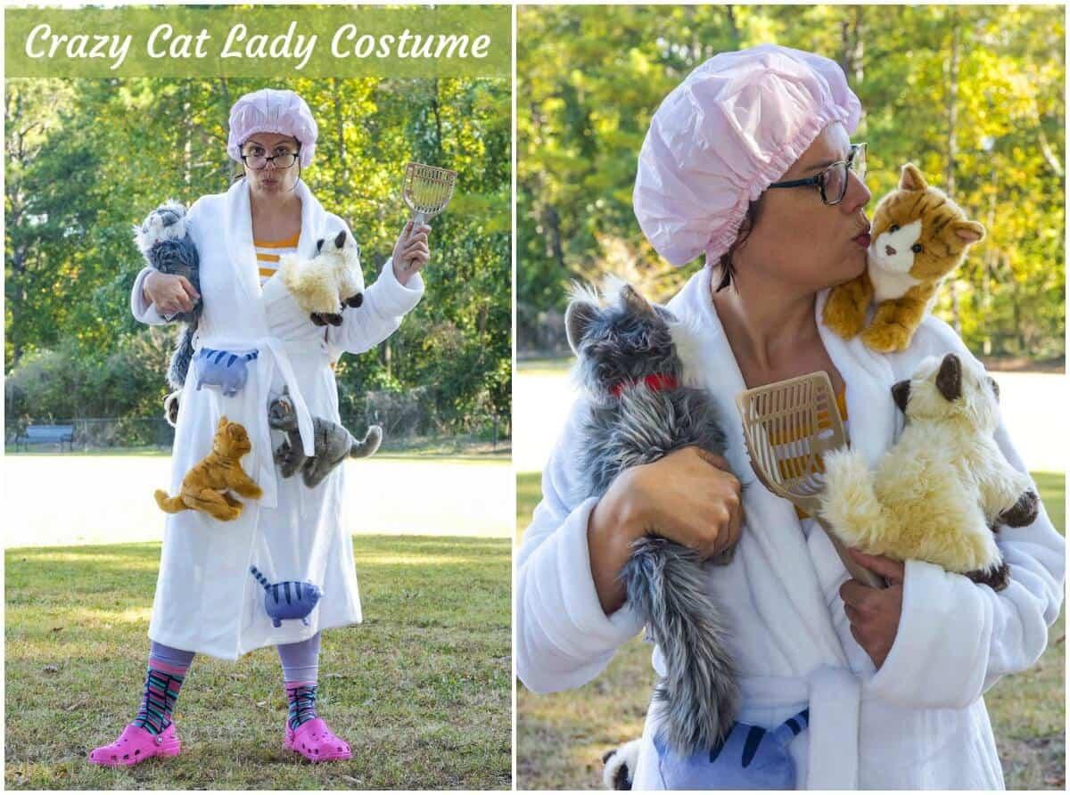 Lady Halloween Costumes