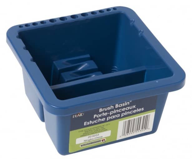brush-basin
