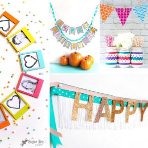 How to make a banner – 20 ideas!
