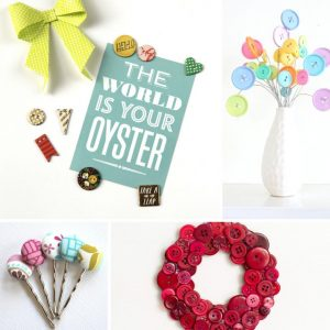 DIY button art – get 20 project id...