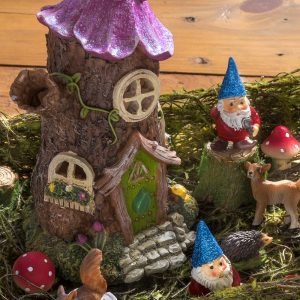 Make a magical desktop fairy garden