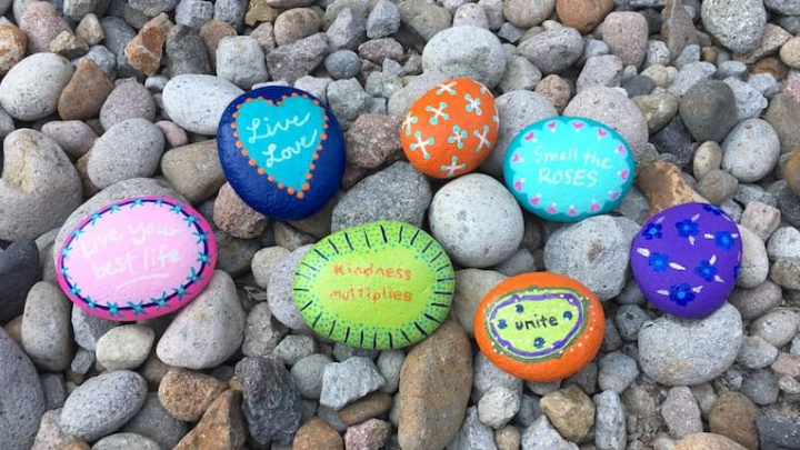 Easy Painted Rocks That Are Fun To Make Tips Mod Podge Rocks