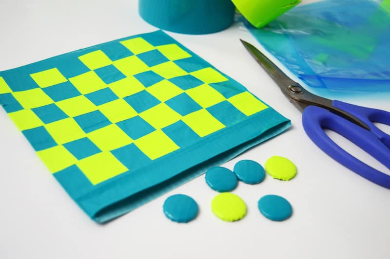 how to make checkers