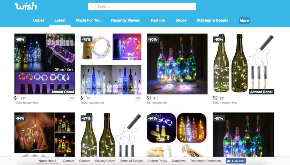 Decoupage bottles are so popular in crafting these days - light them up with these wine bottle lights. Here are the best places to get them!