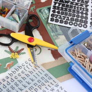 10 essential tips for craft room organization!