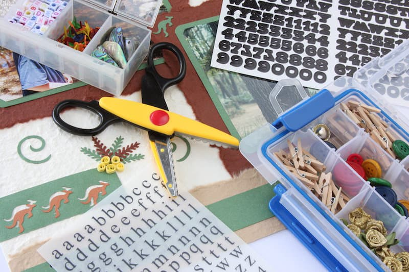 10 Essential Tips for Craft Room Organization! - Mod Podge Rocks