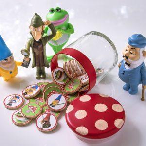 Sherlock Gnomes Memory Game for Kids