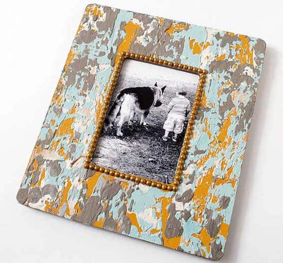 15 Ways to Decorate Cheap Wooden Picture Frames - Mod Podge Rocks