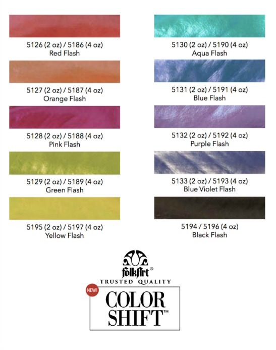 The Ultimate Guide To Color Shift Paint Plus Projects Mod Podge - Paint plus