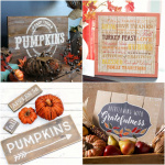 DIY fall signs you'll love