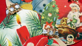 Last Minute Ornaments