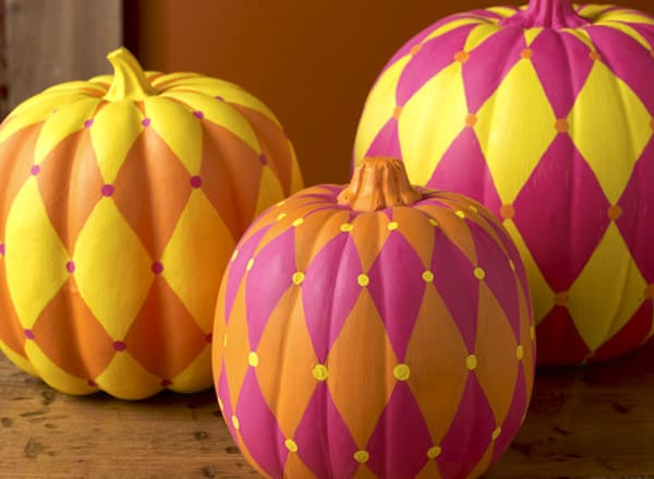 pumpkin painting ideas for fall