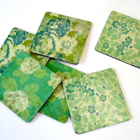 EASY DIY Coasters You Can Make in Minutes!
