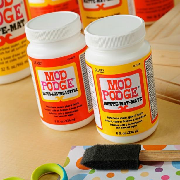 What is Mod Podge? A Magic Craft Supply! , Mod Podge Rocks