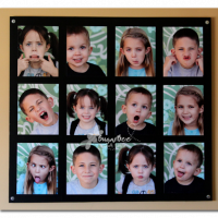 Photo Wall Art - Portrait Display