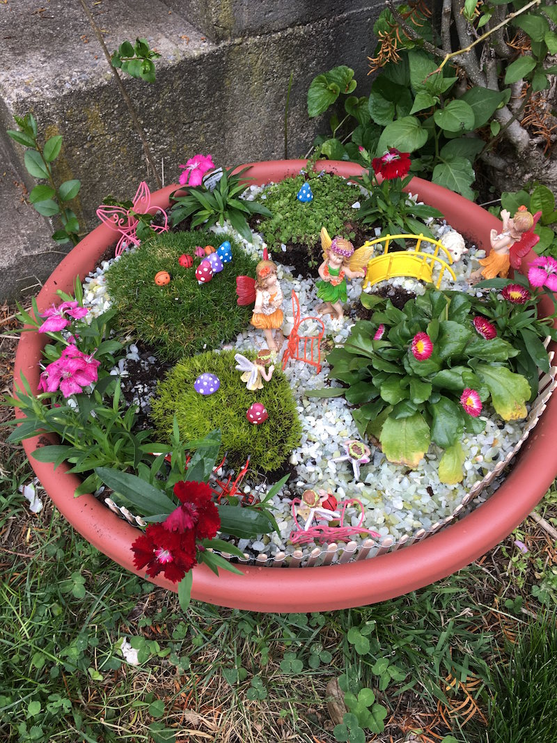 How To Protect Your Outdoor Fairy Garden