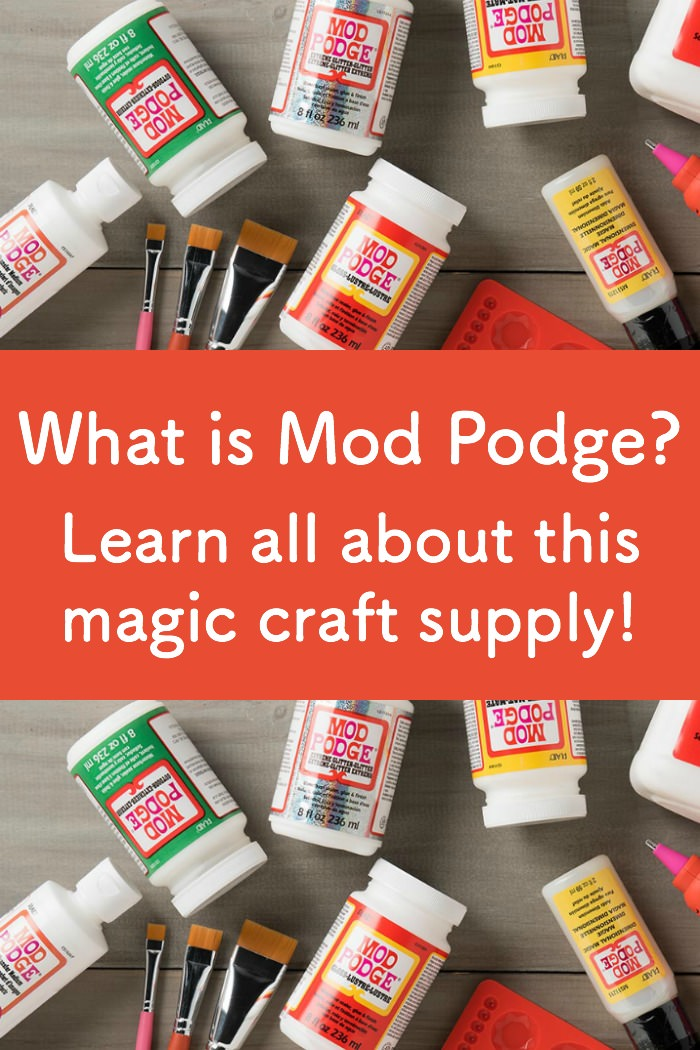 what is mod podge