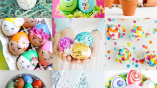 Easter egg decorating feature image