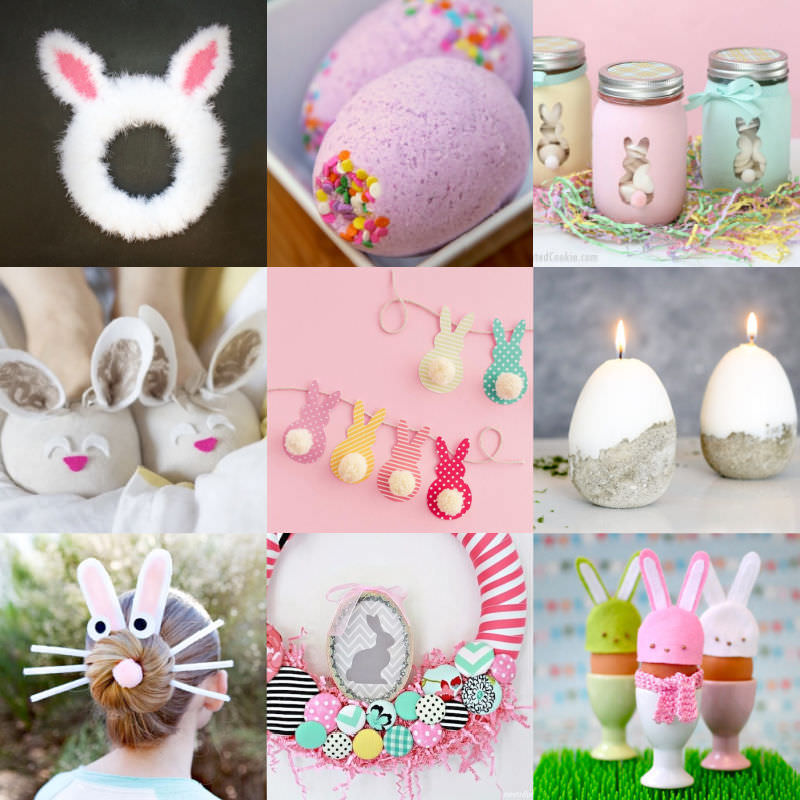 Easy Easter Crafts Feature Image copy