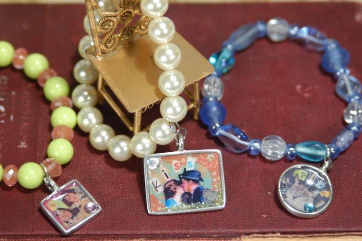 DIY photo pendants