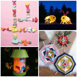 Camping crafts kids will love