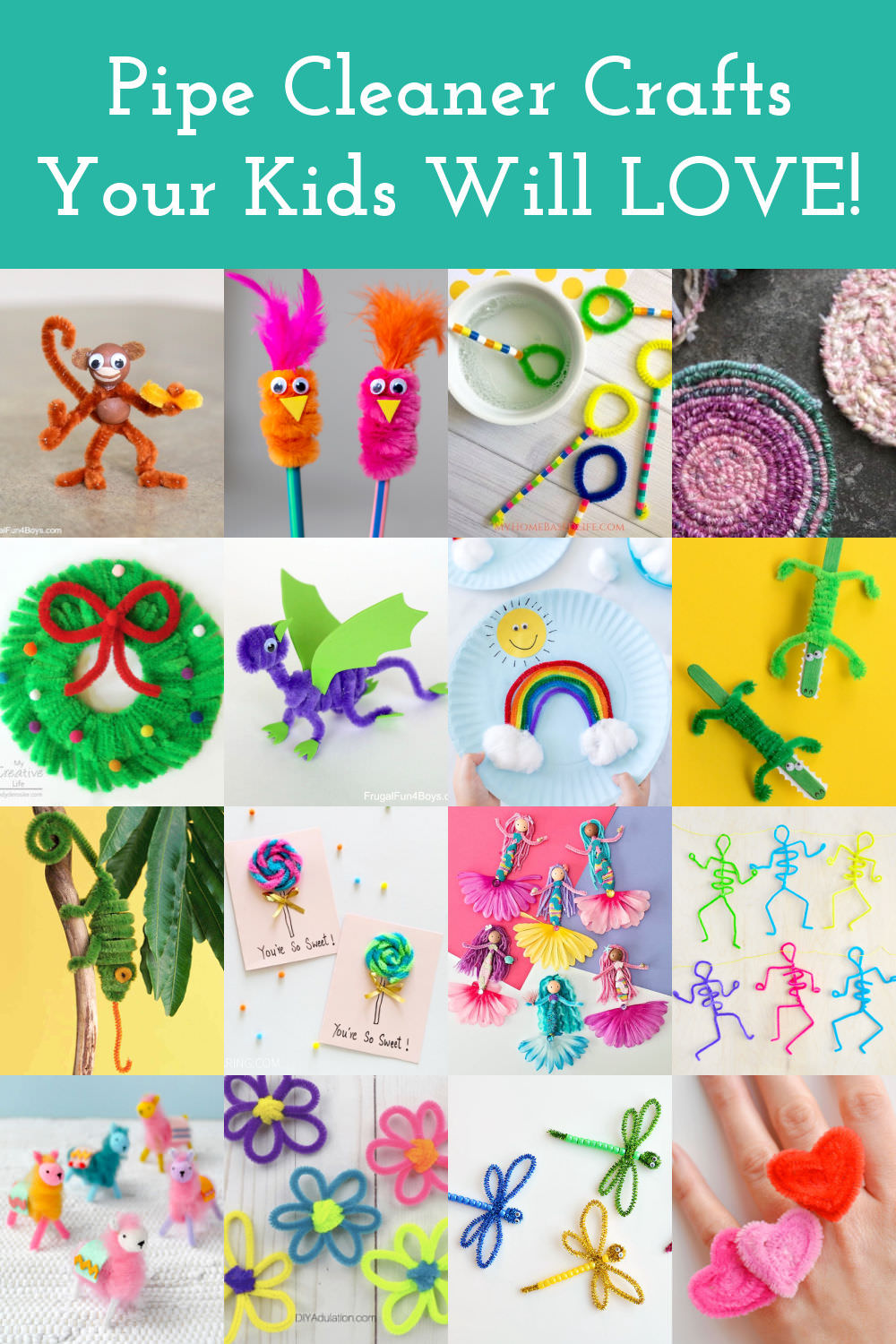 Pipe-cleaner-crafts-your-kids-will-love