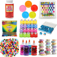Craft Supplies for Kids Feature Image