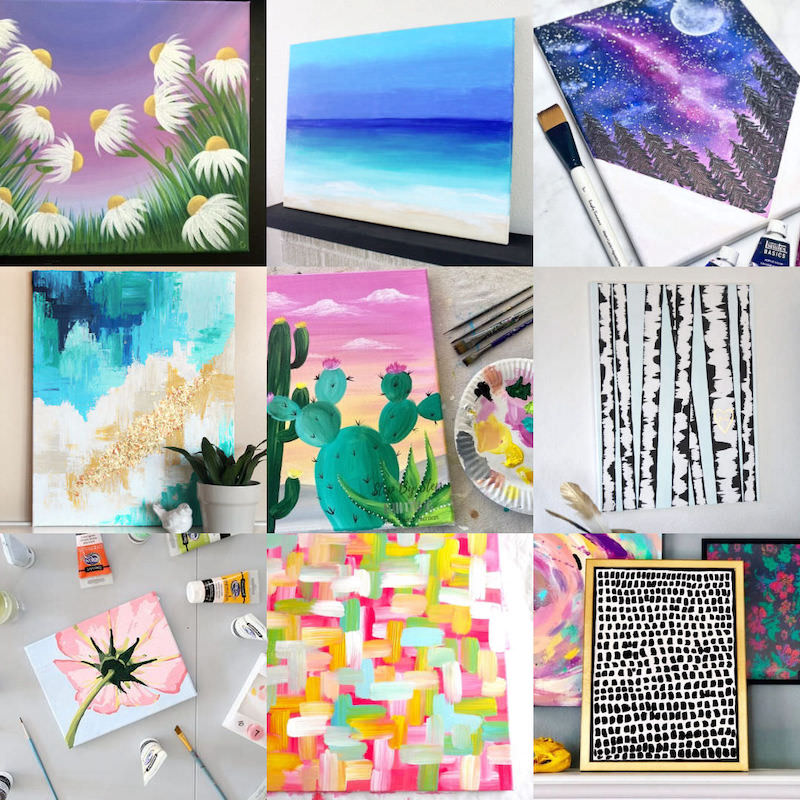 Cute Ideas To Paint