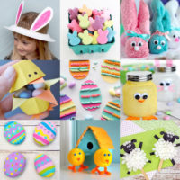 Easter Crafts for Kids Feature image