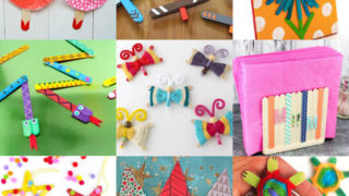 Popsicle stick crafts feature image