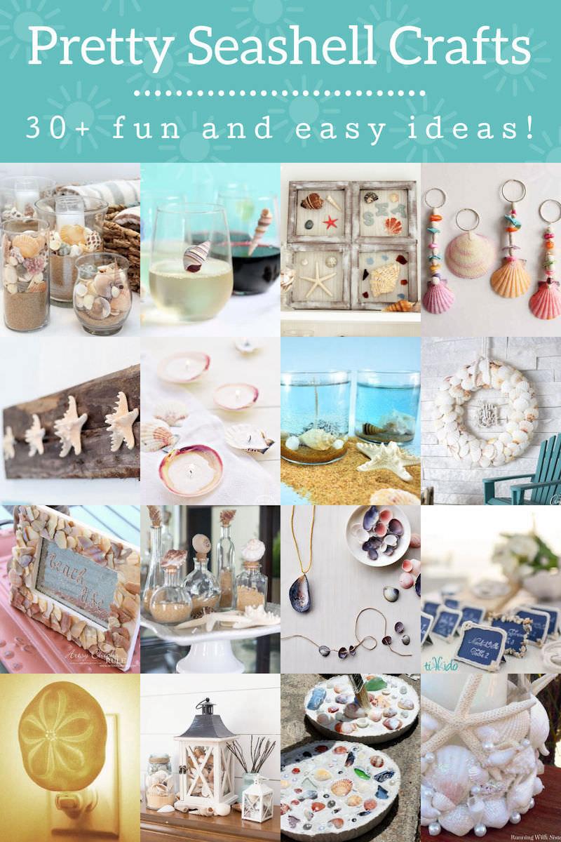 Pretty-Seashell-Crafts