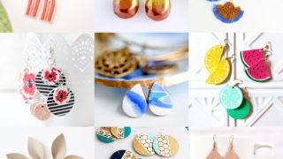 DIY Earrings feature image