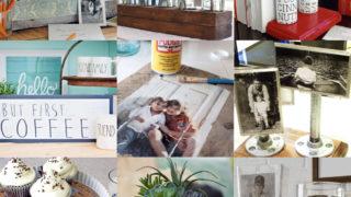 DIY Farmhouse Decor feature image