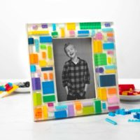 How to make a resin picture frame