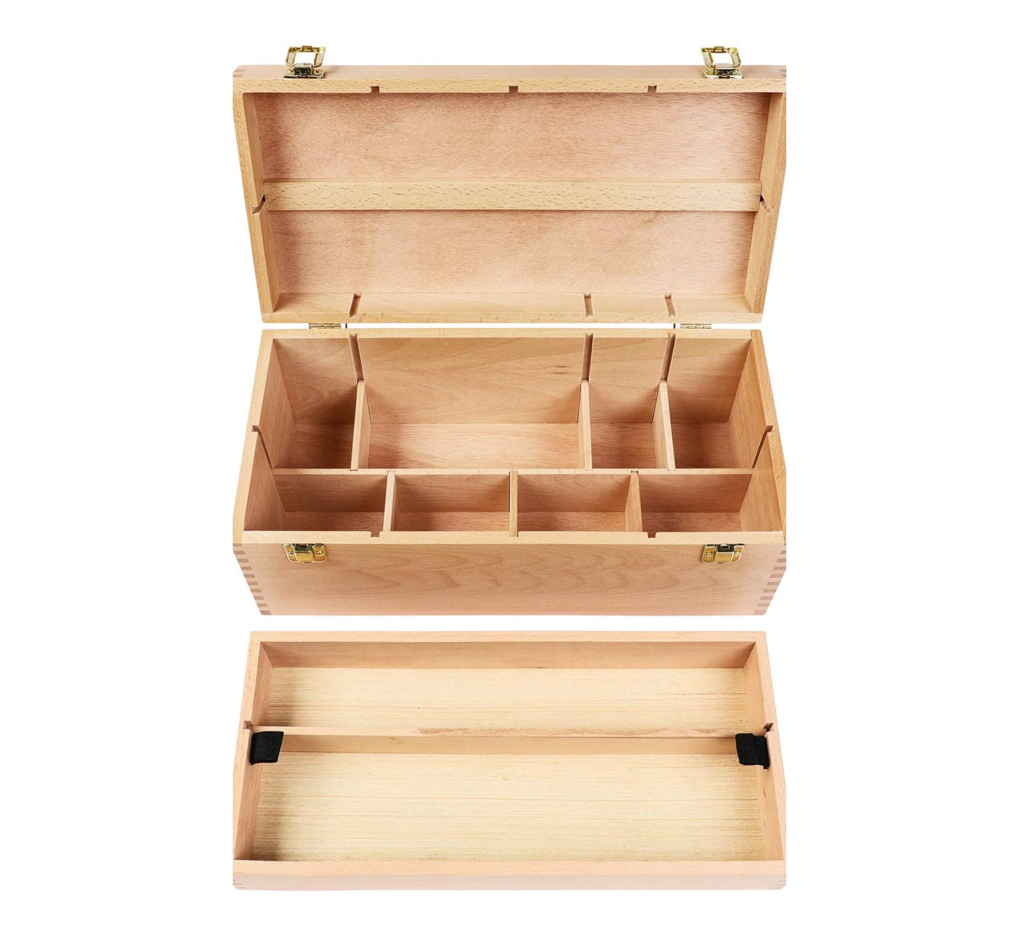 Large Art Supply Storage Box
